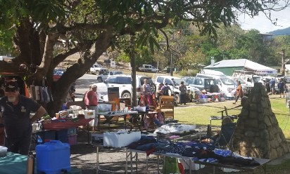 Saturday Markets on Charlotte Street