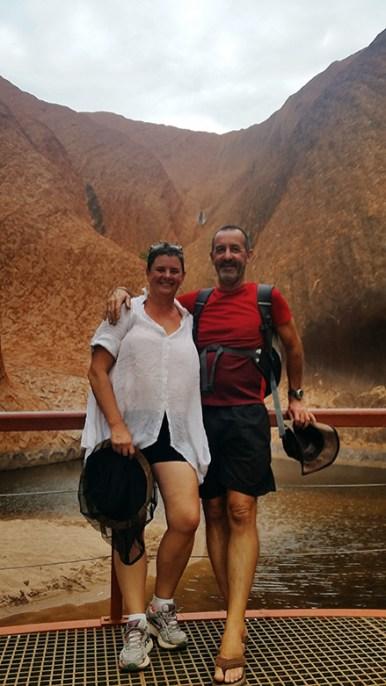 Uluru Selfie