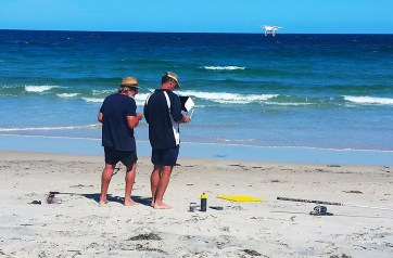 Drone fisherpersons