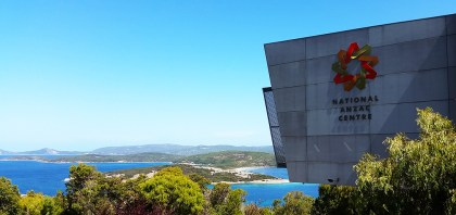 Fantastic memorial dedicated to WWI ANZACs
