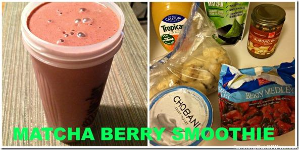 matcha berry smoothie1