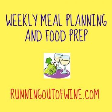 weekly meal planning and prep