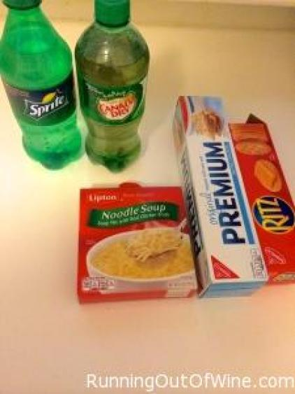 sick food