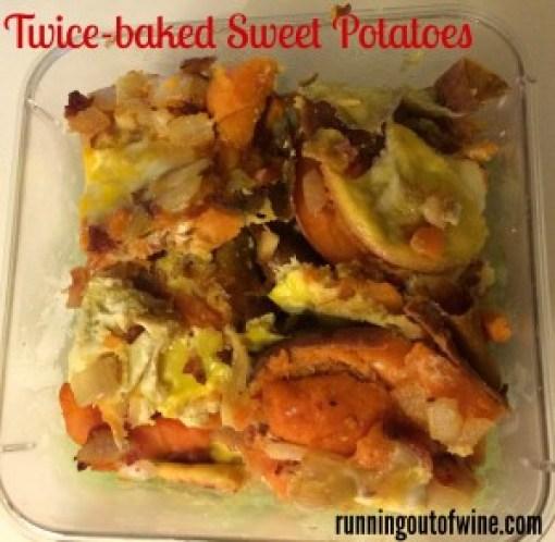 twice baked potatoes