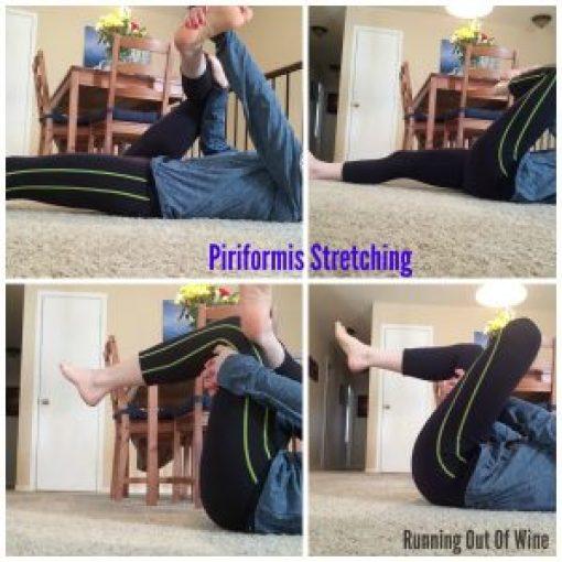 piriformis stretching