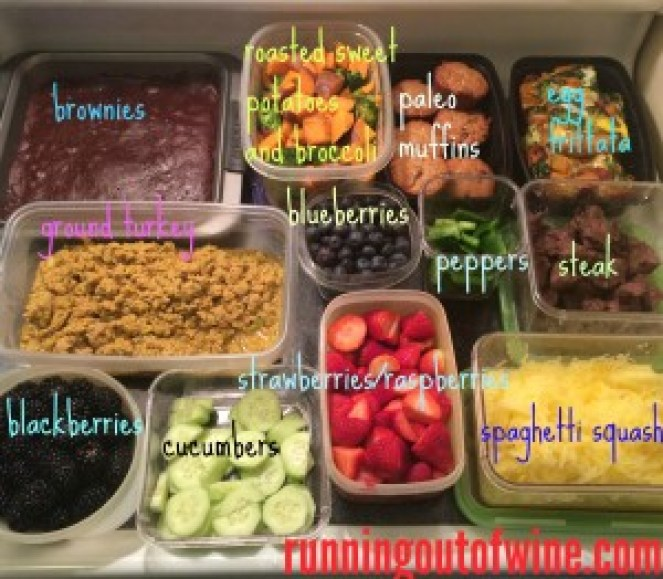 meal planning and prep 3/1-3/7