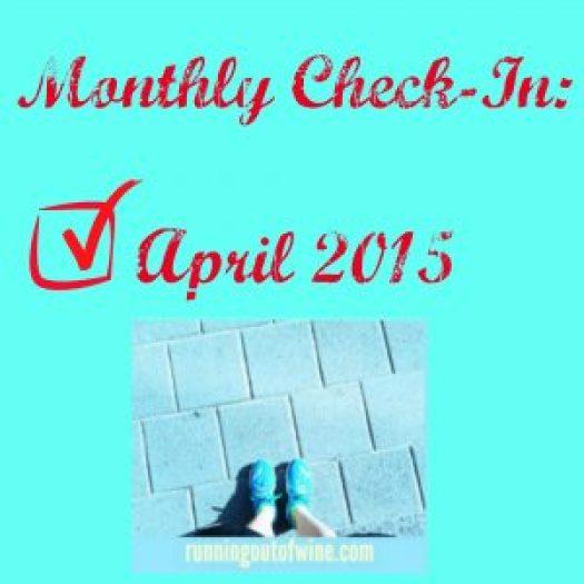 april check in