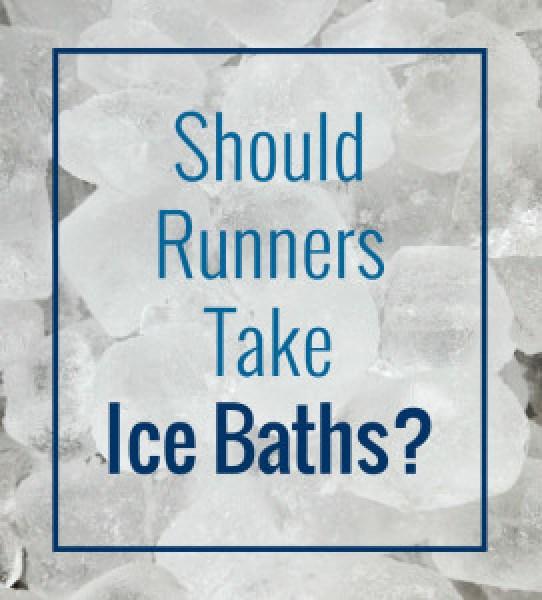 Should runners take ice baths?