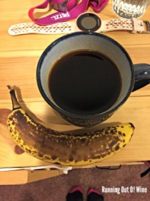 coffee banana