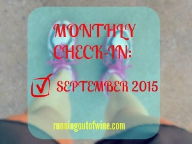 september check in
