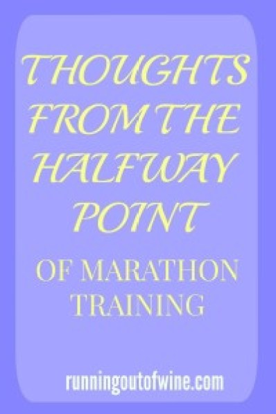 thoughts from the halfway point