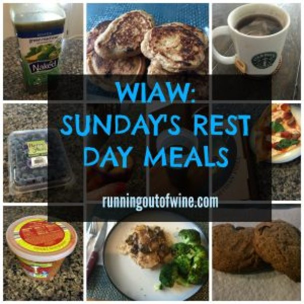 sundays rest day meals