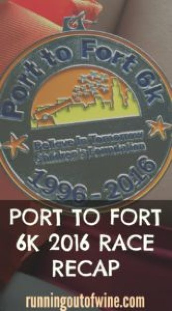 port to fort race recap