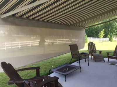 Shades, Awnings and Solar Screens Experts.