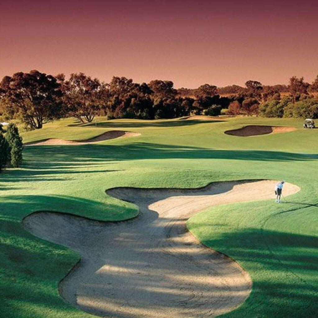 Yarrawanga Golf