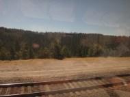 The scenic American railroad