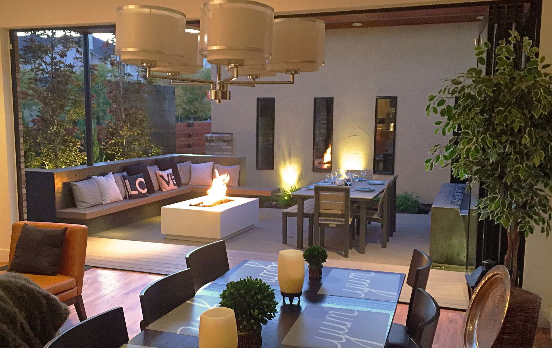 Taking The Inside Outdoors Mile High Landscaping