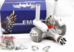 Mile High RC  EME120CC, EME 120, 120CC rc motor, EME60