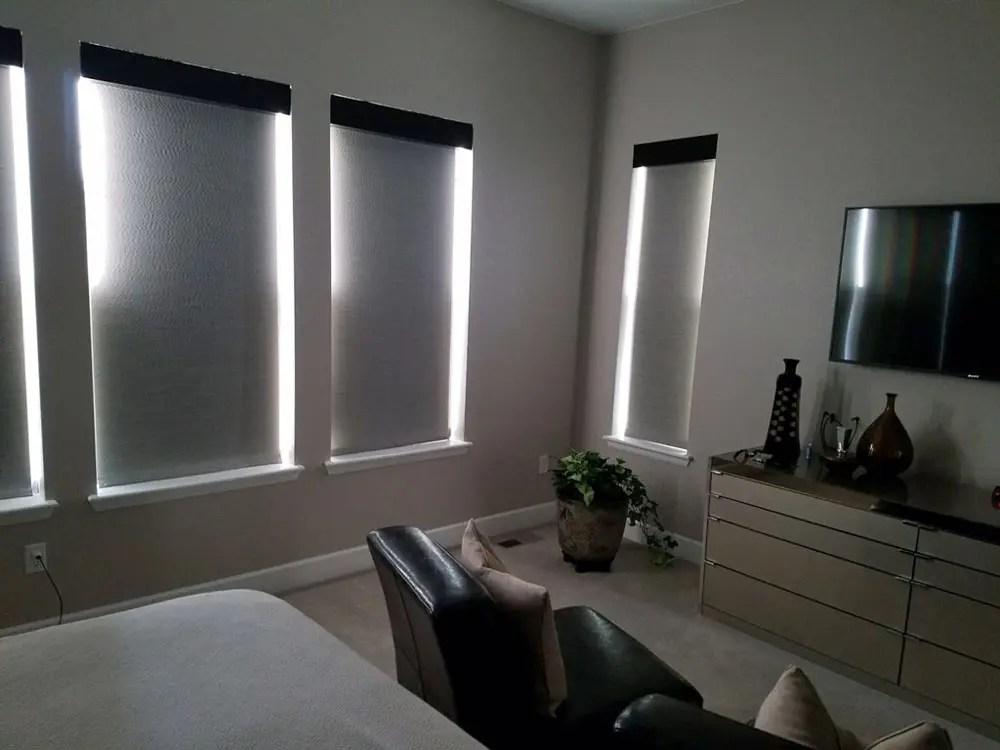 Beautiful, High-Quality Custom Interior Shades Sales & Installation in the Denver Area