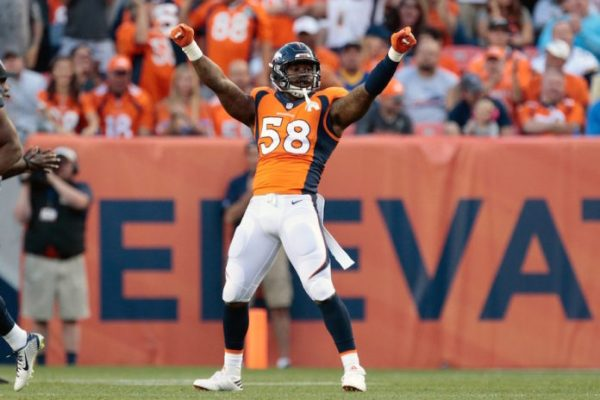 Von Miller explains why he didn't do a sack dance on ...
