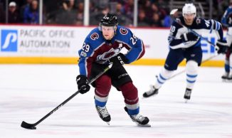 Image result for colorado avalanche home jersey 2017 nathan mackinnon