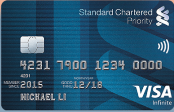 Standard chartered reduces free lounge visits for priority banking this article is about the blue priority banking visa infinite card which is available to members of scbs priority banking program reheart Image collections