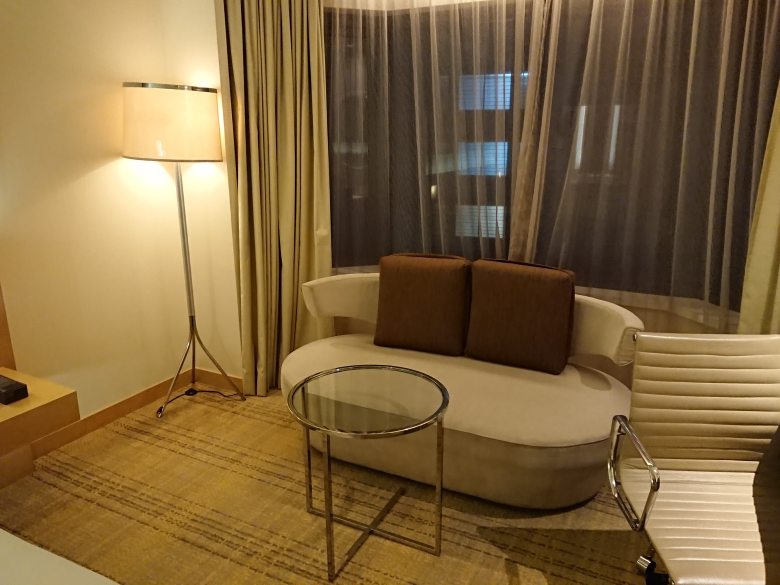 Doubletree by hilton kuala lumpur review the milelion for Sofa bed kuala lumpur