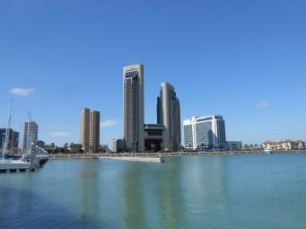 Downtown Corpus Christi Bay