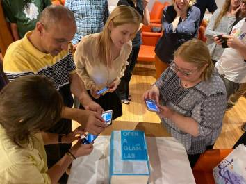 booksprint_cake