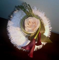 Интересна роза