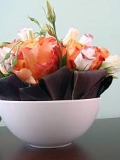 Рози и еустома (2)
