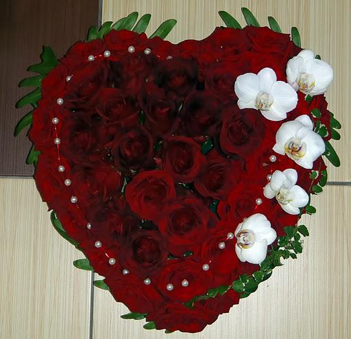 Сърце-от-рози