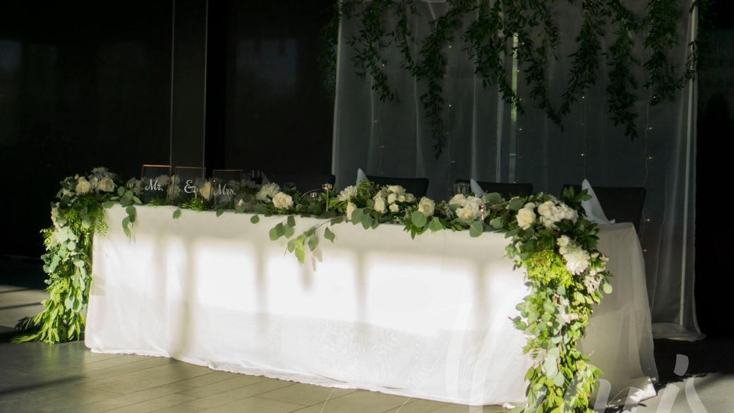 Полезно за: Масата на младоженците