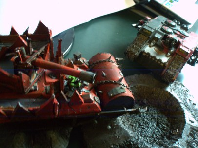 Karro de Guerra - Orkos