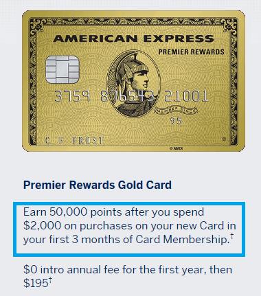 Targeted: No Lifetime Language 50k MR American Express PRG
