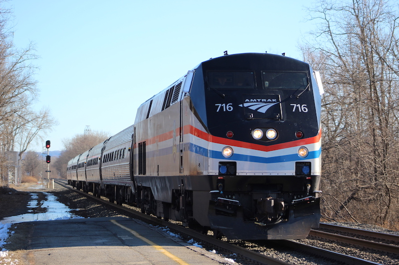 Redeem Bank Points for Amtrak [Up to 1 64 Cents Per Point