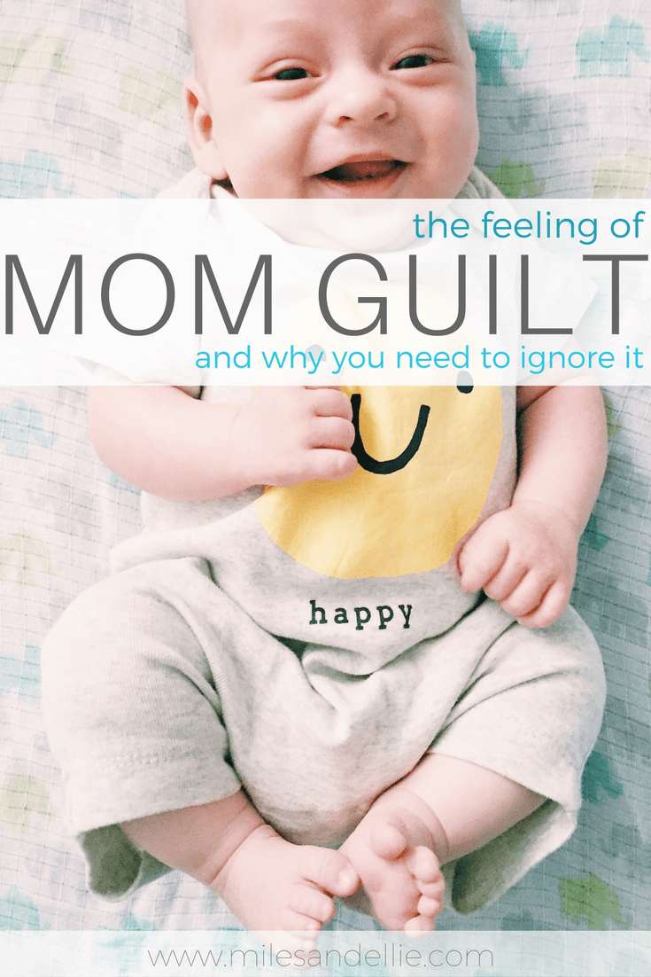 Mom Guilt and Self Care