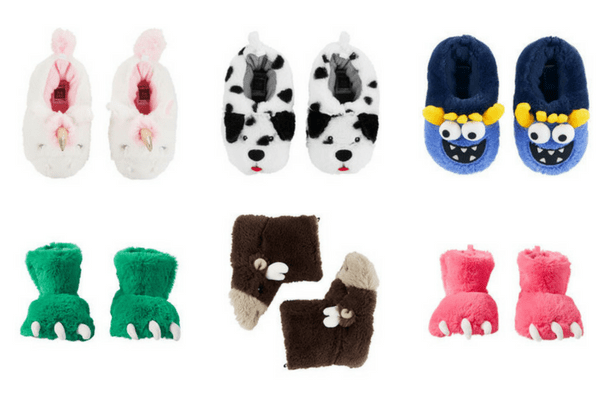 Toddler Gift Guide - Slippers