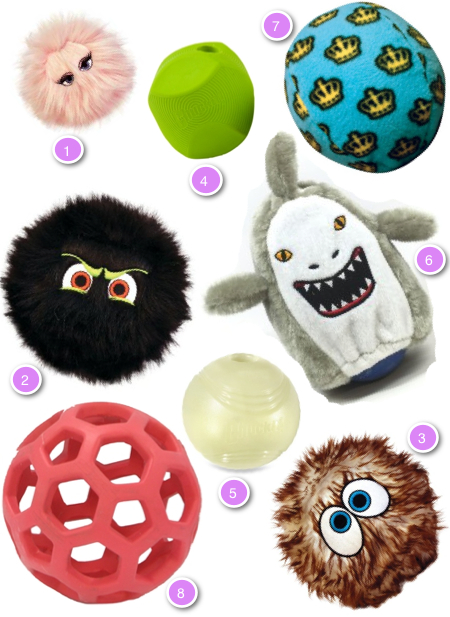 Favorite Balls