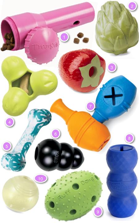 Great Treat Toys