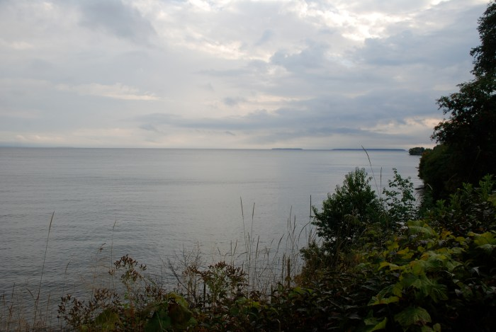 Across Canada: A Disappointing Cabin & Batchawana Bay, ON