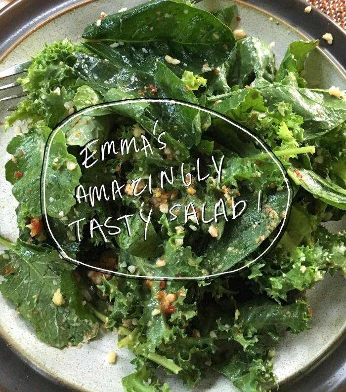 Emma's <i>Amazingly Tasty</i> Salad