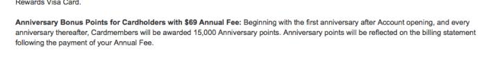 Wyndham anniversary bonus