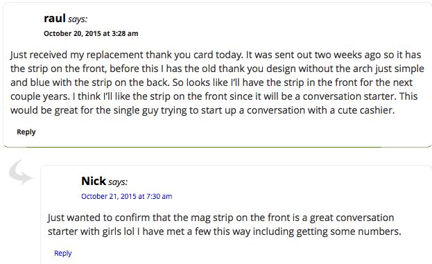 citi prestige comments