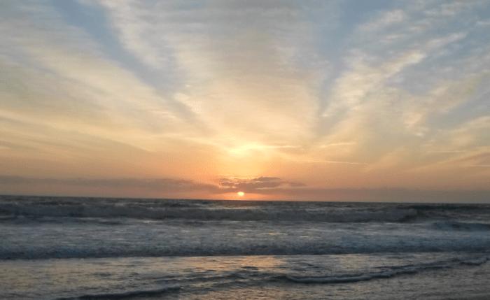 rad sunrise