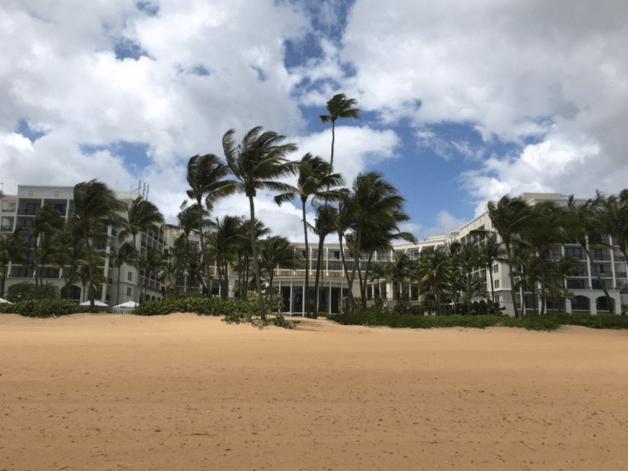 puerto rico wyndham beach