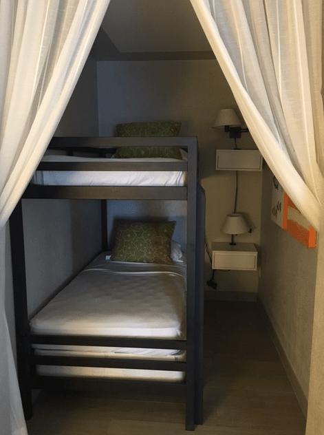 puerto rico wyndhma bunk beds