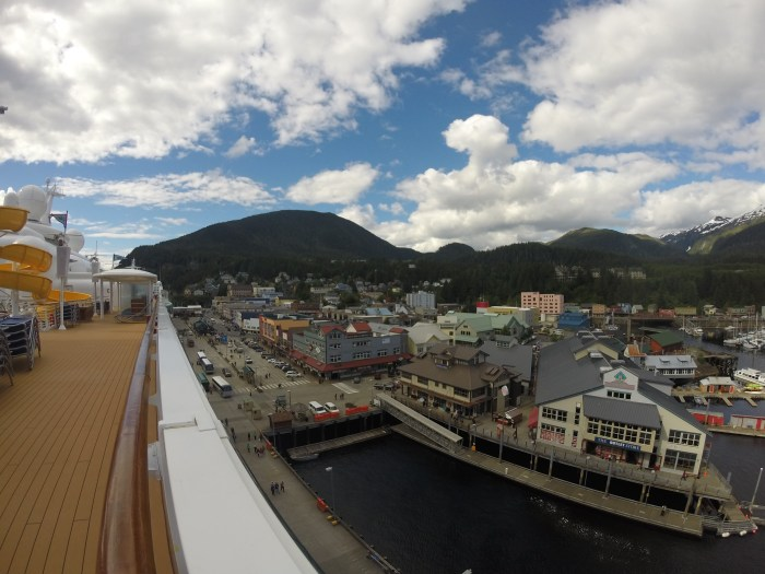 Texans in Alaska: Ketchikan