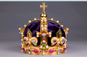 Henry VIII's crown