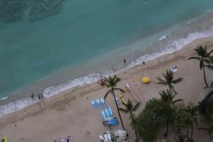 Hyatt Regency Waikiki - Beach